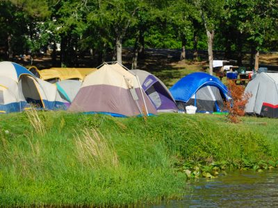 Make Kids Fall in Love With Backyard Camping